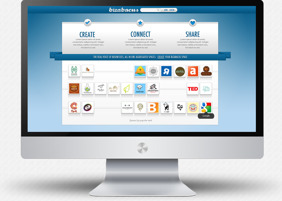 Bizabacus Home Page