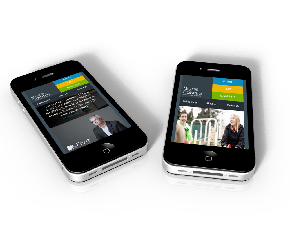 MF iOS Responsive Display